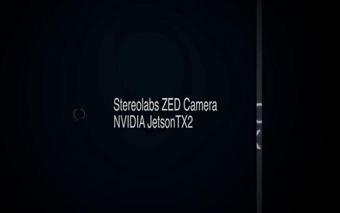Stereolabs ZED Camera - NVIDIA Jetson TX2_哔哩哔哩 (゜-゜)つロ 干杯~-bilibili