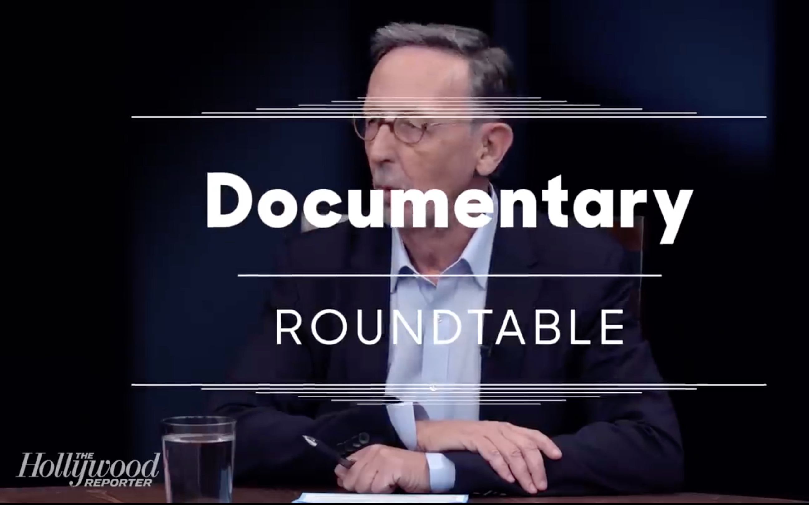 The Hollywood Reporter - ROUNDTABLES: Documentary.2019