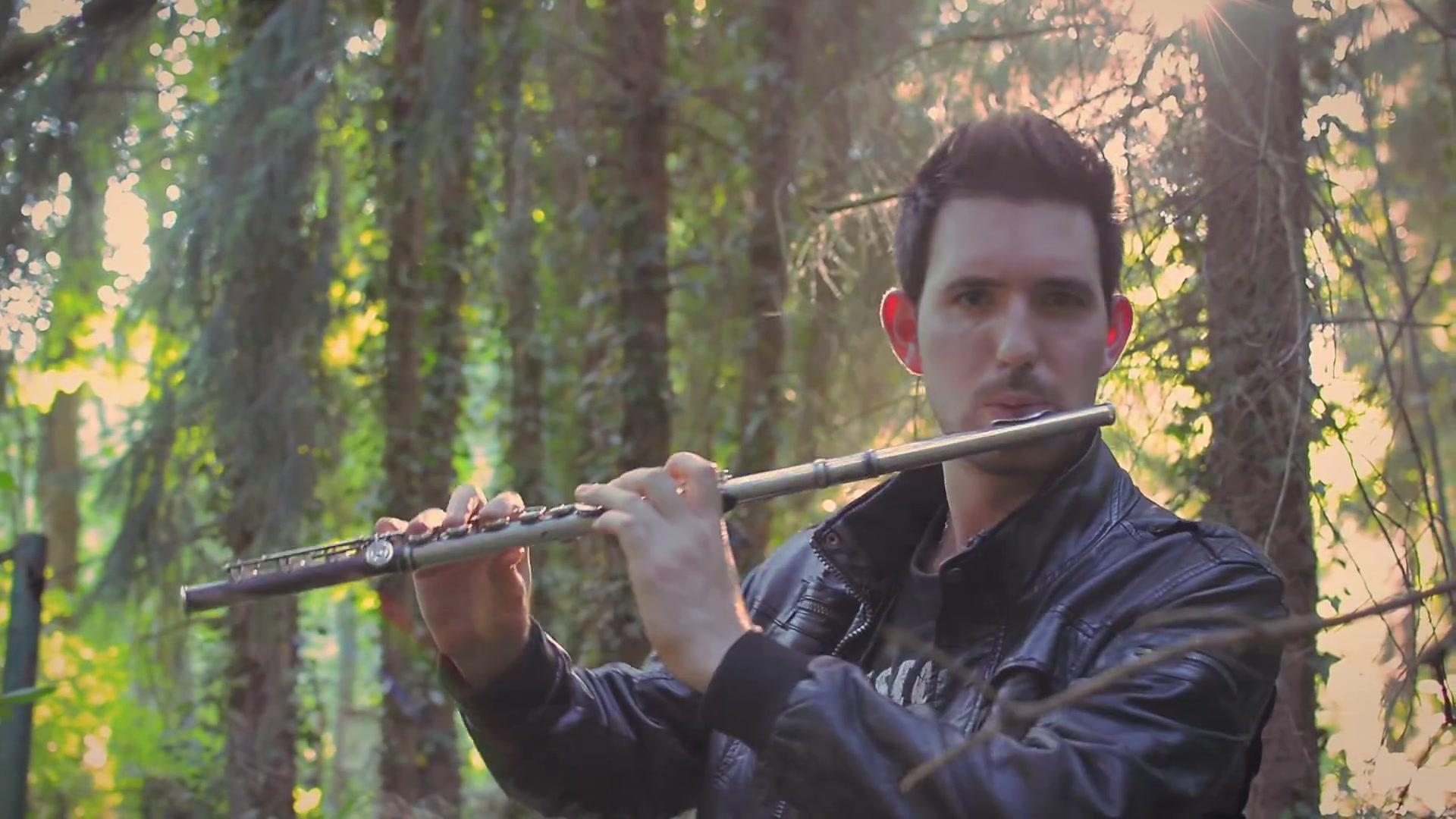 【权利的游戏·长笛】game of thrones - soundtrack - flute cover