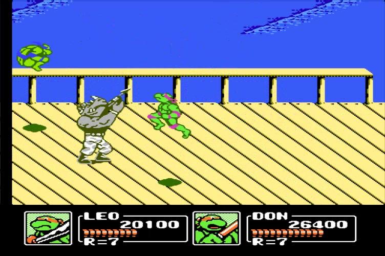 忍者神龟mp4_单机游戏 忍者神龟2通关-爱哔哩(B站视频、音频mp3解析下载站)