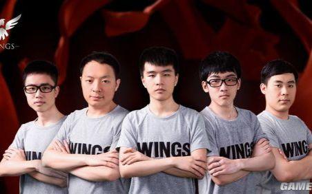 【DOTA2】【TI6】WINGS夺冠!西恩荣耀!CN DOTA BEST DOTA!