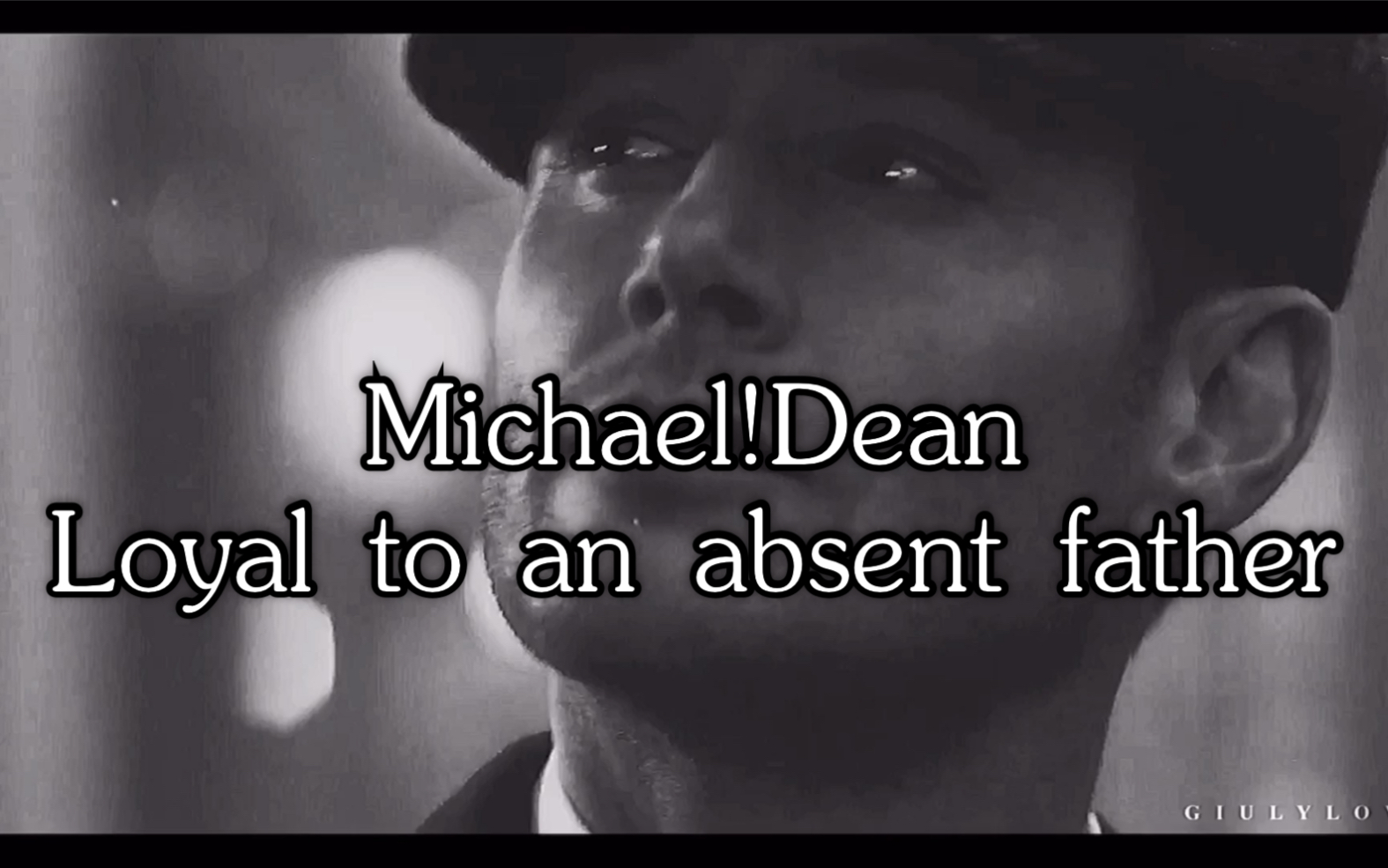 Michael!Dean | Loyal to an absent father