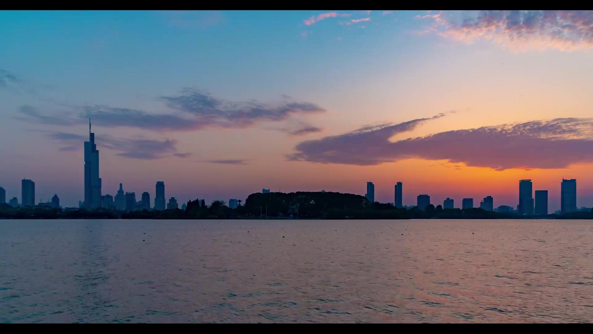 南京玄武湖公园延时摄影【2P比1P更精彩!】_哔哩哔哩 (゜-゜)つロ 干杯~-bilibili