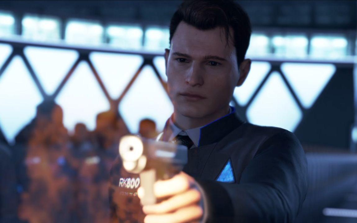 演员成康_【底特律成为人类】假康纳:他真的很喜欢你,副队长。这就是 ...
