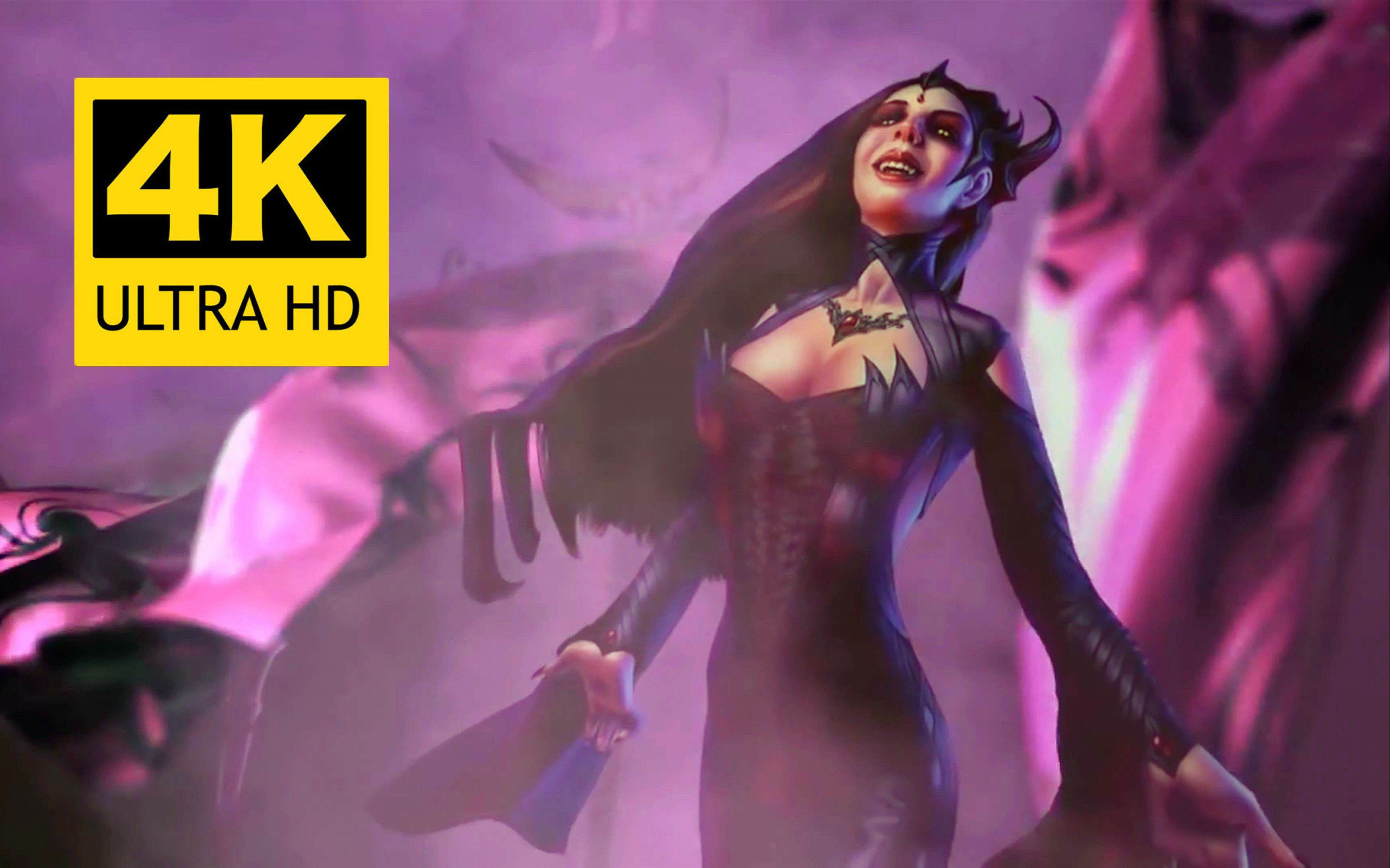 【4K】《万智牌》电影式CG宣传片合集