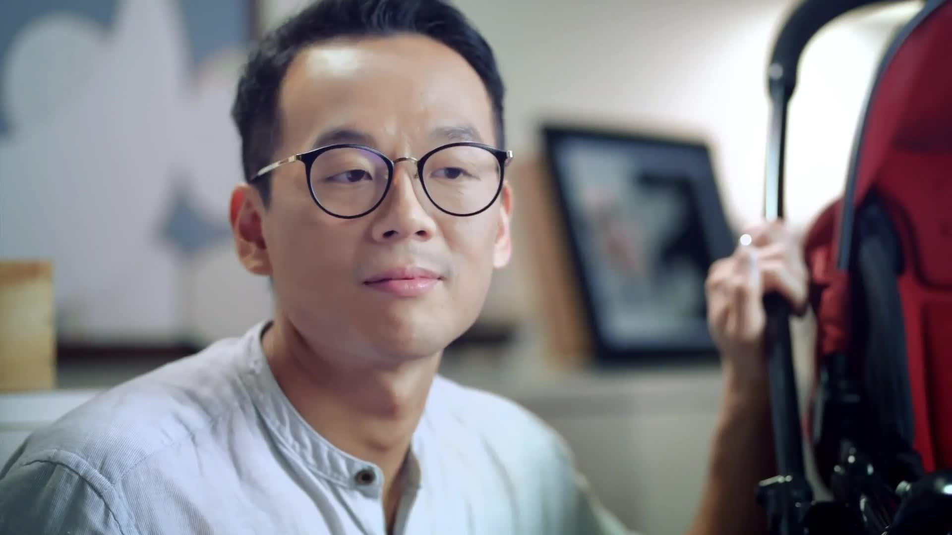 央视广告欣赏-UA i-Money 网上钱