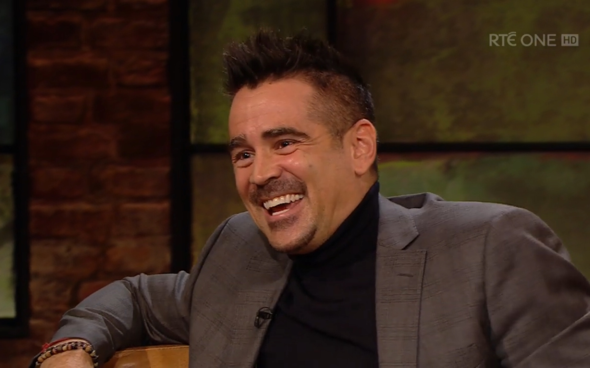 【ColinFarrell】TheLateLateShow 190323 生肉