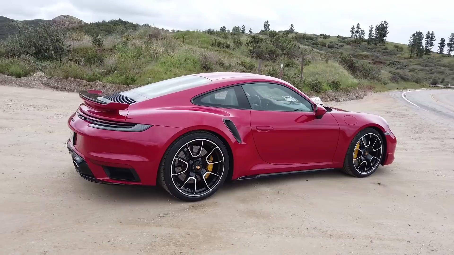 法拉利保时捷911_Porsches 2021 992 Turbo S is a 640 HP, $200,000 Daily Driver - One Take_哔哩哔哩 ...
