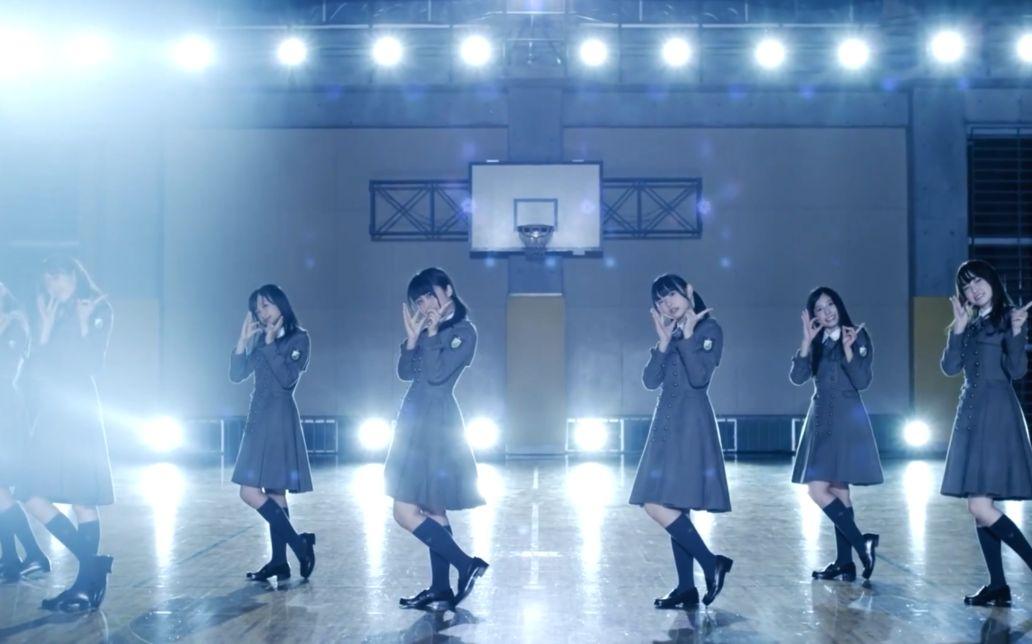 【平假名欅坂46】比谁跳得都高【1080P】【欅坂不够热】