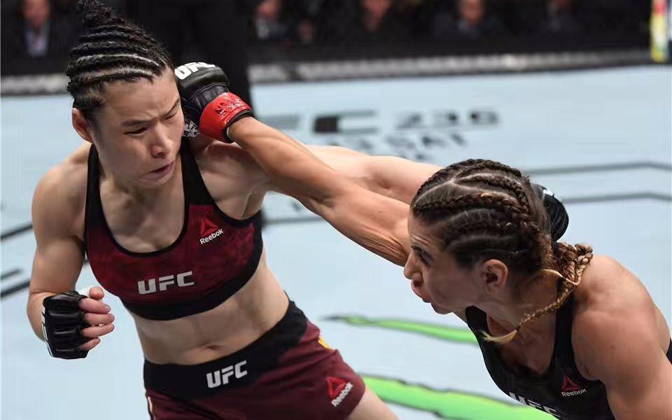 亚洲冠军杯_中国女将张伟丽取得UFC职业生涯重大胜利,击败小旋风托雷斯 ...