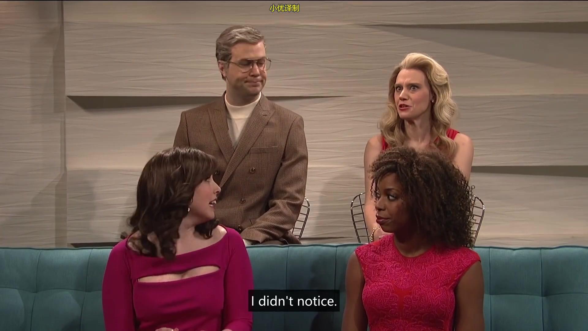 【SNL 全英】论背景音乐的重要性