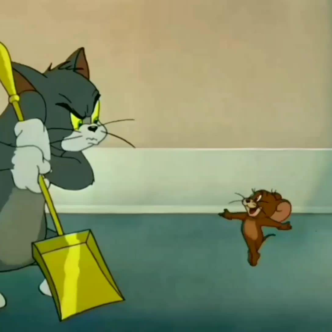 猫和老鼠搞笑配音(二)
