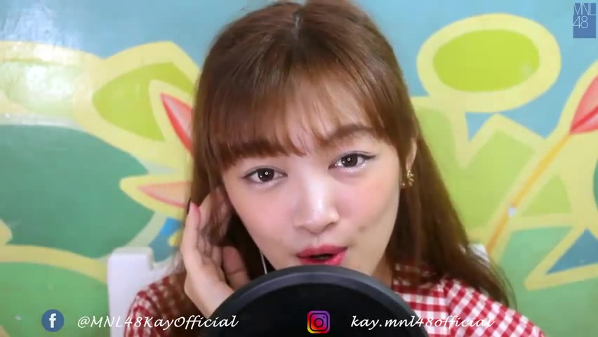 MNL48 Kay Solo Version of Gingham Check