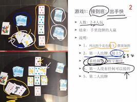四则运算 纸牌运算游戏:四则算牌玩数学