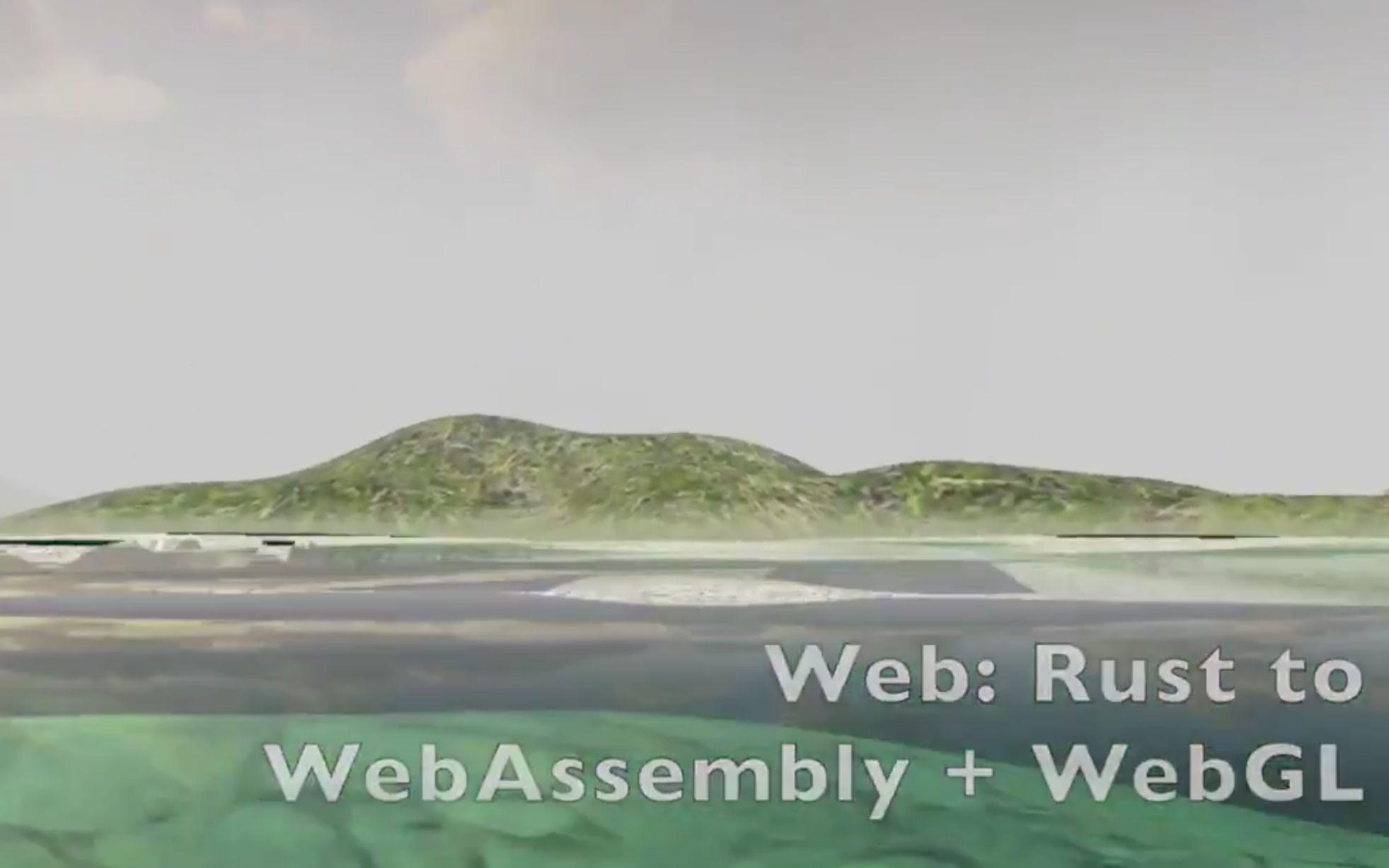 Top Five Webassembly Rust Webgl - Circus