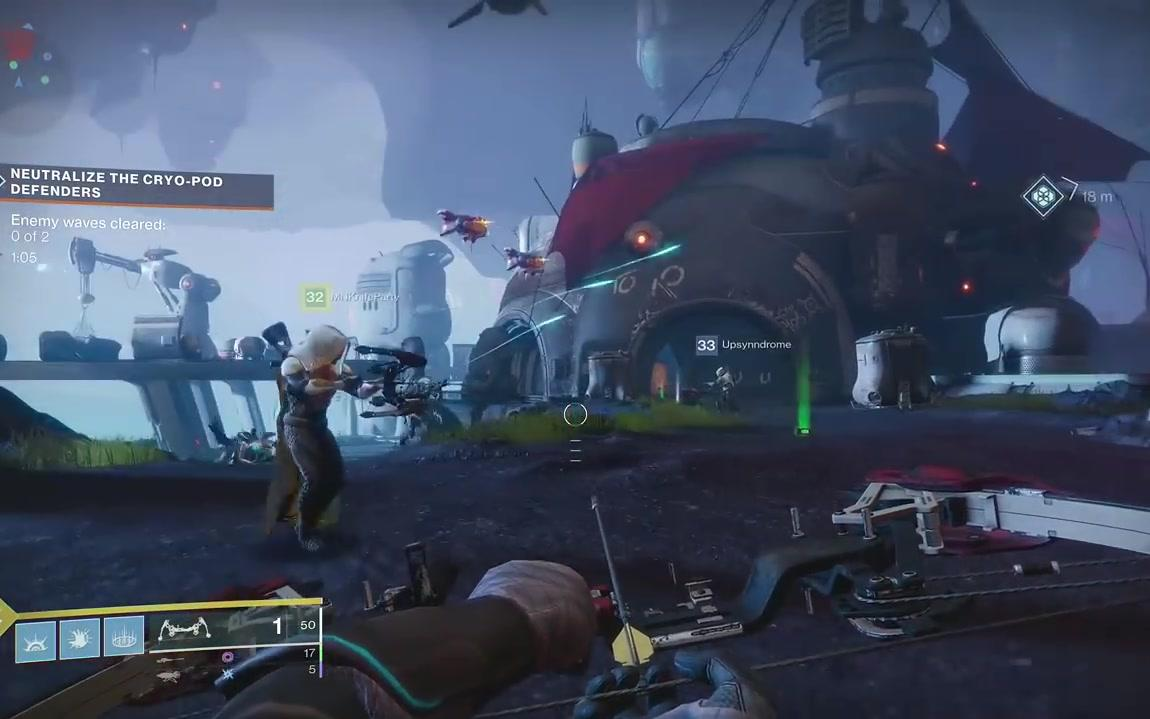 Destiny 2 Forsaken] Guides and Clips Mix_单机游戏_游戏_哔哩哔哩