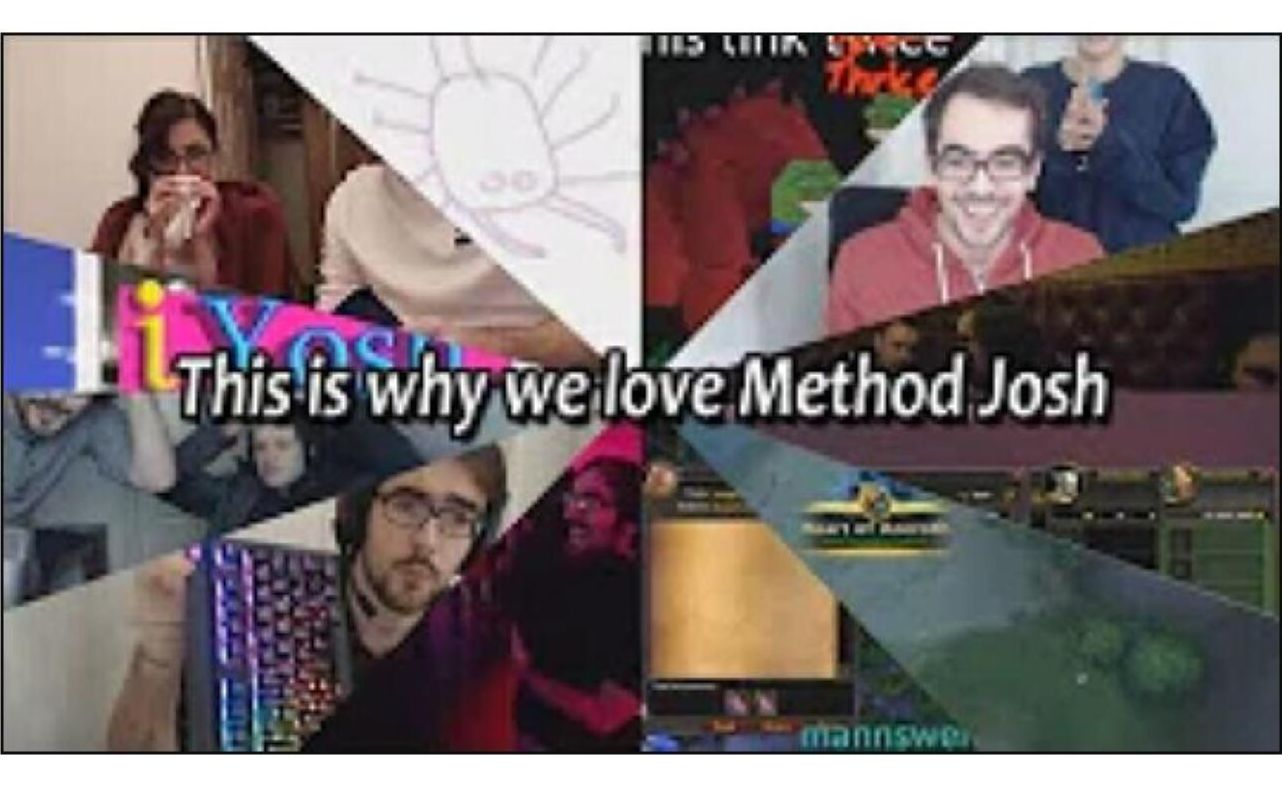[特别篇] PepeHands 卖蛇的Josh精彩时刻18# This is why we love Method Josh_哔哩哔哩 (゜-゜)つロ  干杯~-bilibili