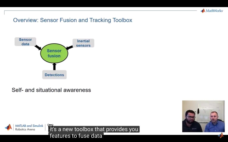 Sensor Fusion for Orientation Estimation (Matlab)_哔哩哔哩