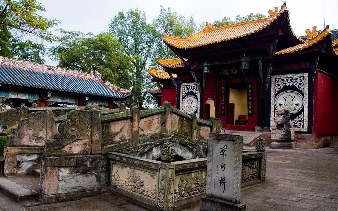 """重庆丰都鬼城好玩不_中国最""""吓人""""的旅游城市,胆小的回来后会做""""恶梦""""!_哔哩 ..."""