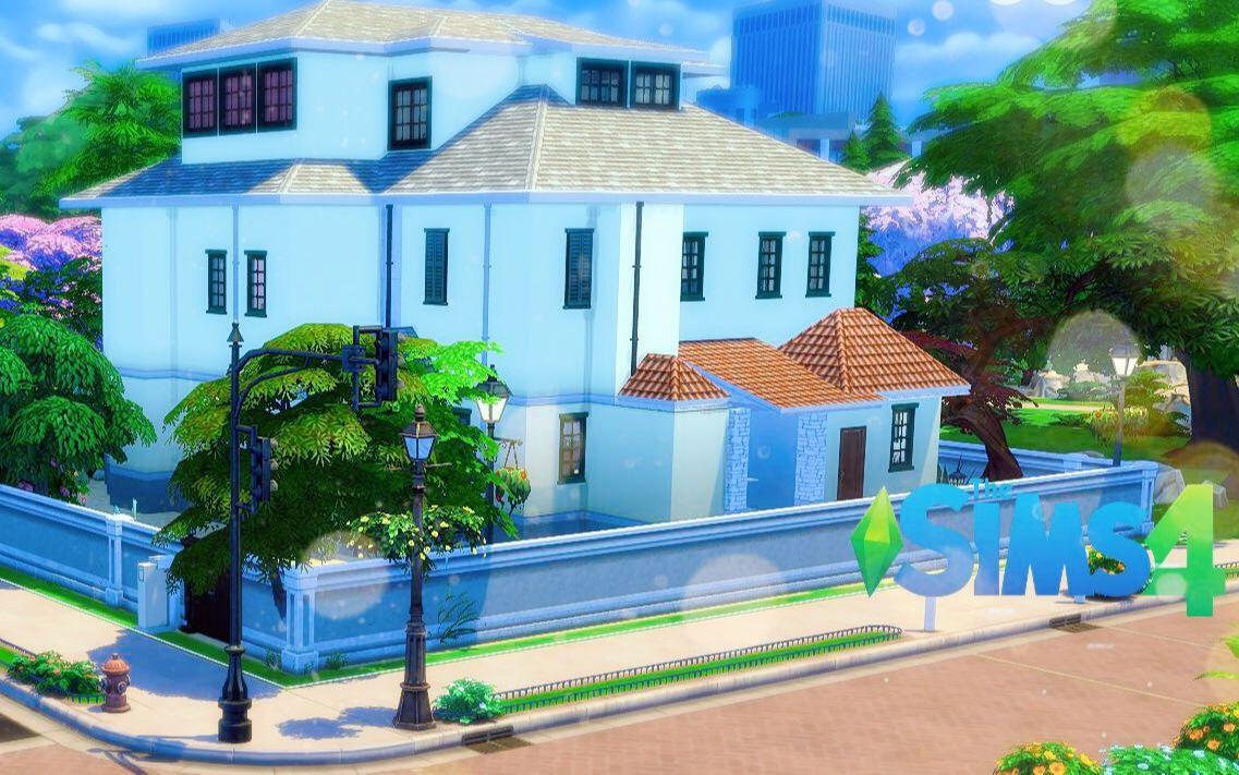 【模拟人生4速建】仿建《亲爱的,热爱的》中佟年的家