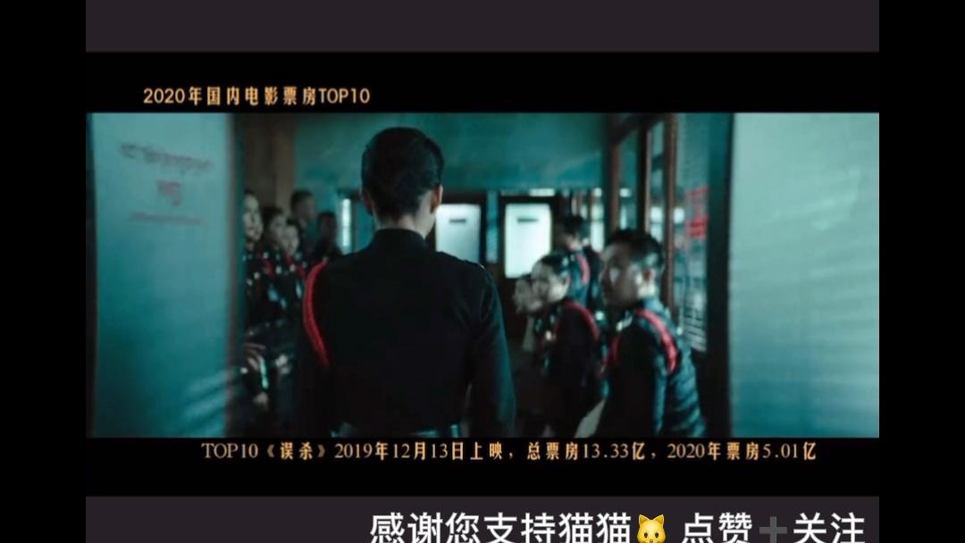 中国电影票房破百亿