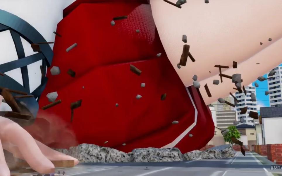 Giantess 動画
