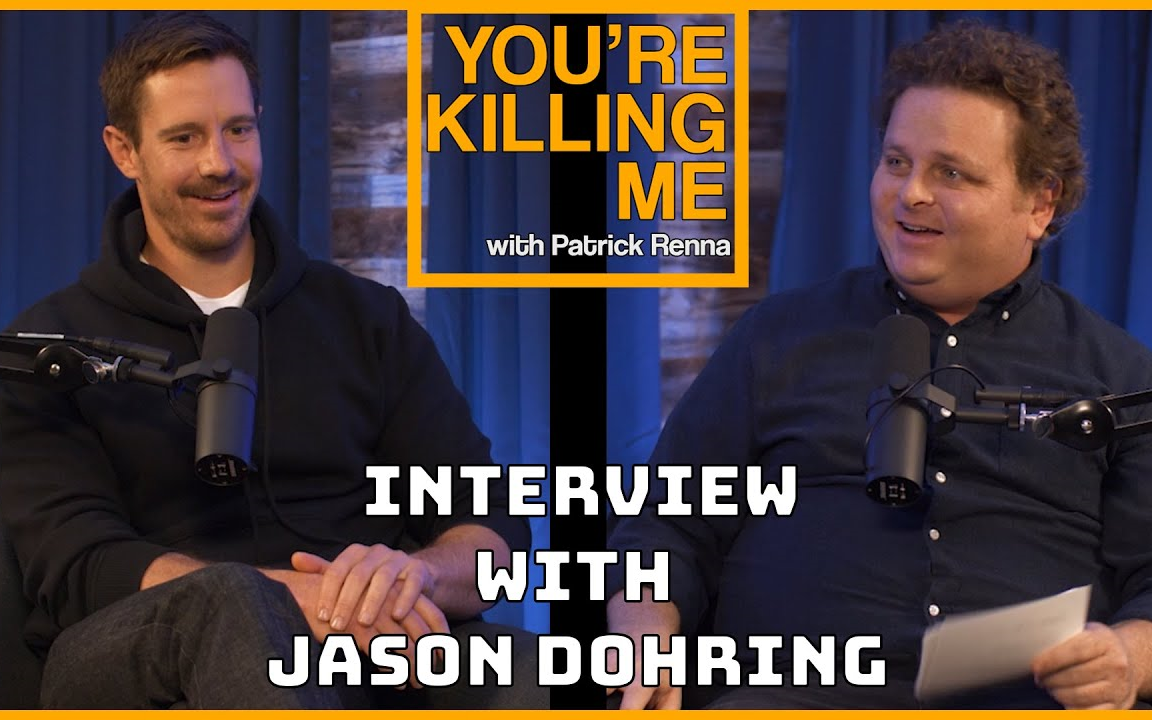 【Jason Dohring】interview with Patrick Renna