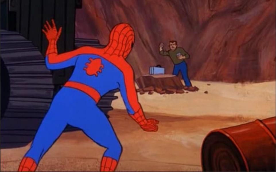 英雄无敌超级英雄_【允星河】笑瘫了!蜘蛛侠智斗沙人![爆笑蜘蛛侠#3]_哔哩哔哩 ...