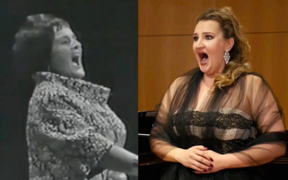 尼尔森式激光炮后继有人!80后新声代波兰女高音Eva Plonka演唱图兰朵、托斯卡,松弛通畅激光聚焦,美出天际的声音!