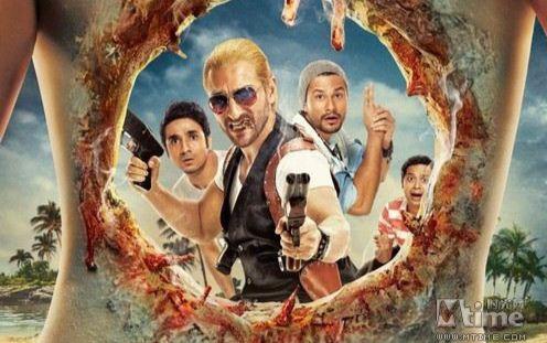 【牛叔说电影】几分钟看印度内马尔丧尸片《尸乐园》