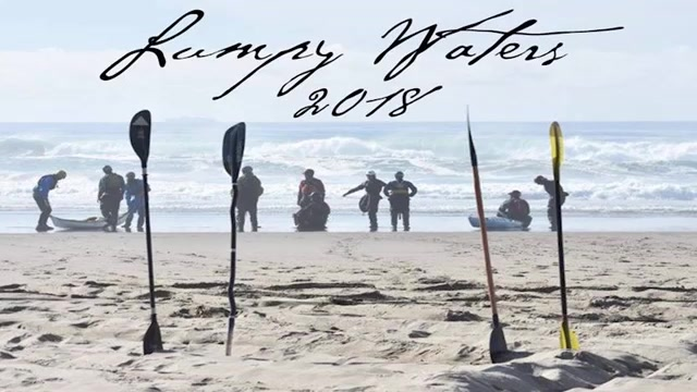 2018 Lumpy Waters Sea Kayak Symposium - Lumpy X