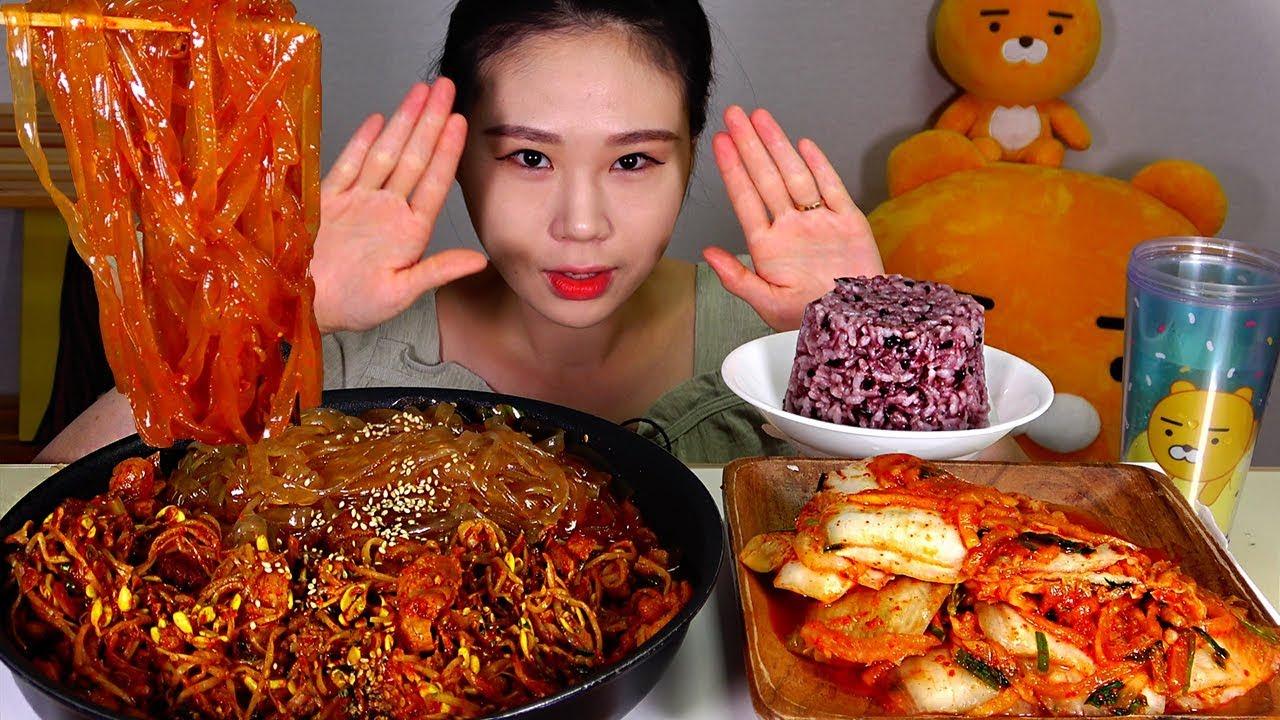 【卡妹】豆芽刨子炒面条面条吃播Mukbang(2019年9月20日11时31分)