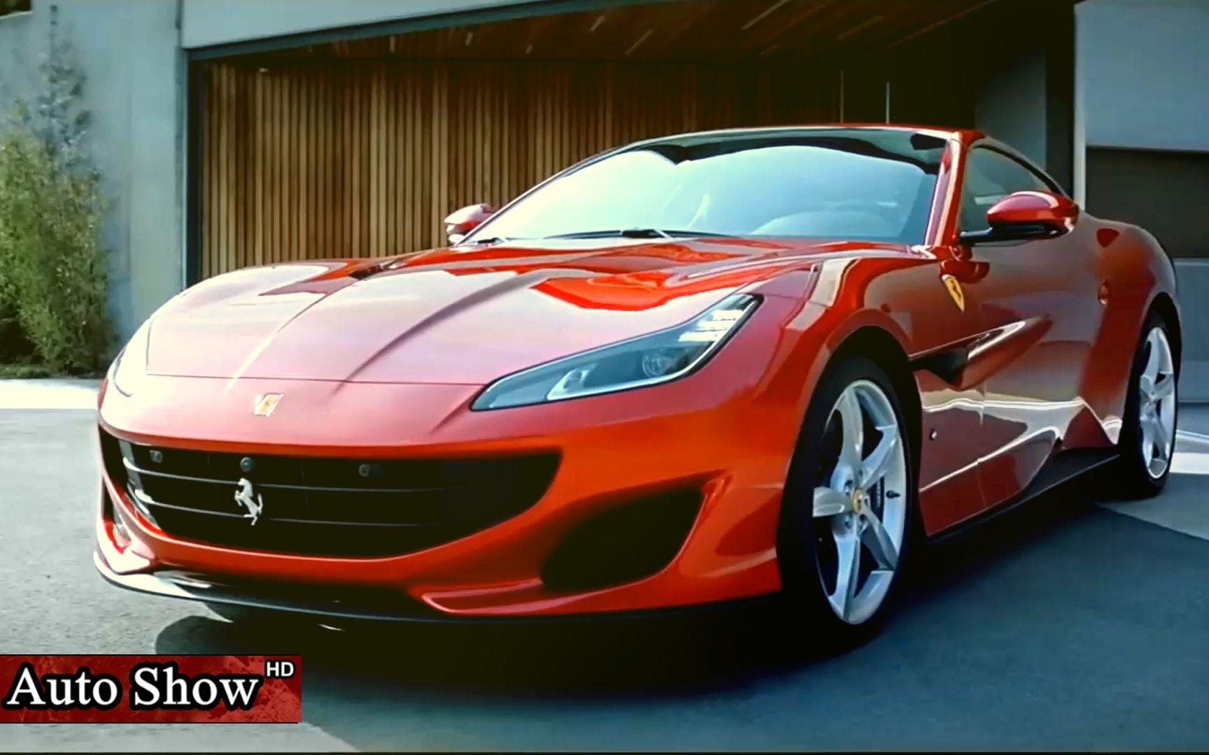法拉利多少钱_入门版法拉利多少钱?Ferrari Portofino全面解析与试驾_哔哩哔哩 (゜ ...