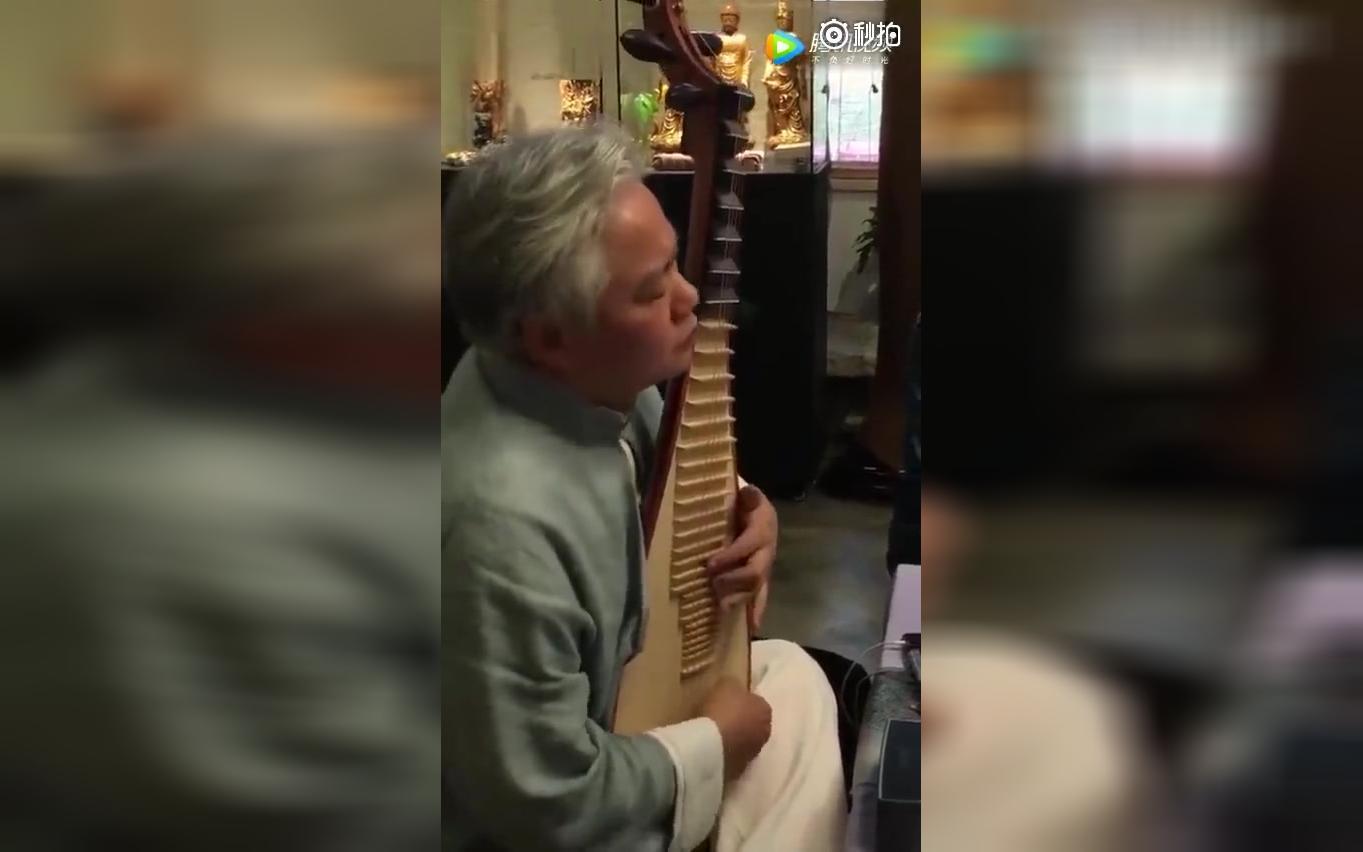 方锦龙琵琶曲_终于找到了,来感受一下方锦龙大师弹奏的这曲《琵琶语》,真 ...
