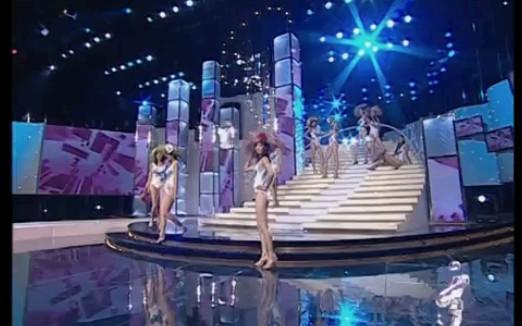 第五届CCTV模特电视大赛 复赛 泳装01