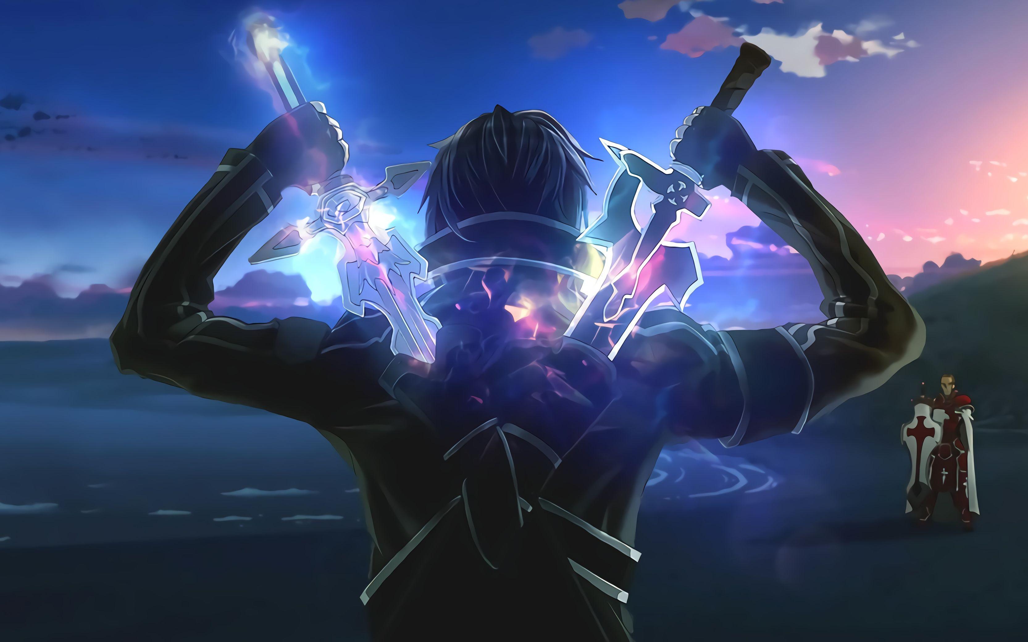 【刀剑神域/AMV】 这个世界 只需要一把剑就可以去往任何地方_哔哩哔哩 (゜-゜)つロ 干杯~-bilibili