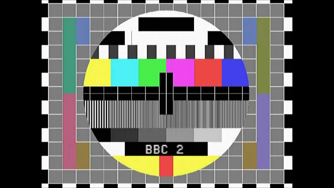 Hi' Livin' - Recreation Test Card (BBC1 September 1983 To June 1985) And BBC