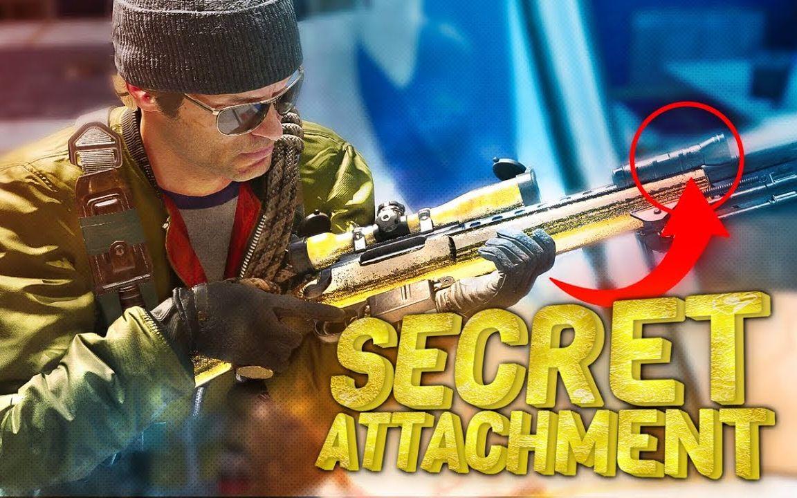 【BOCW/Scope】最好用的狙击配装+精彩击杀