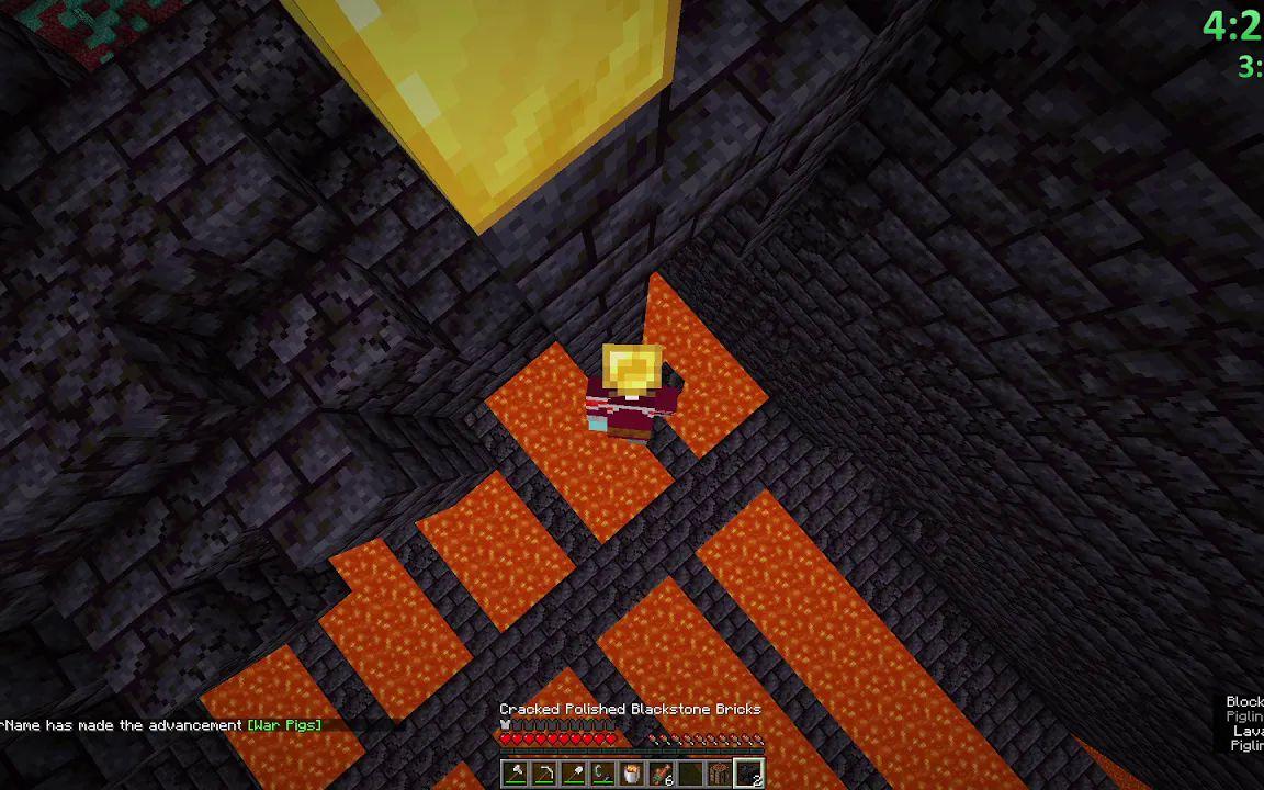 【SR暂未过审】12m 12s!Minecraft速通世界纪录(RSG 1.16+) by  TwoLetterName