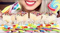 【moxie beast】吃彩虹糖彩虹餐、糖果、牙龈*不说话(2019年8月18日21时46分)