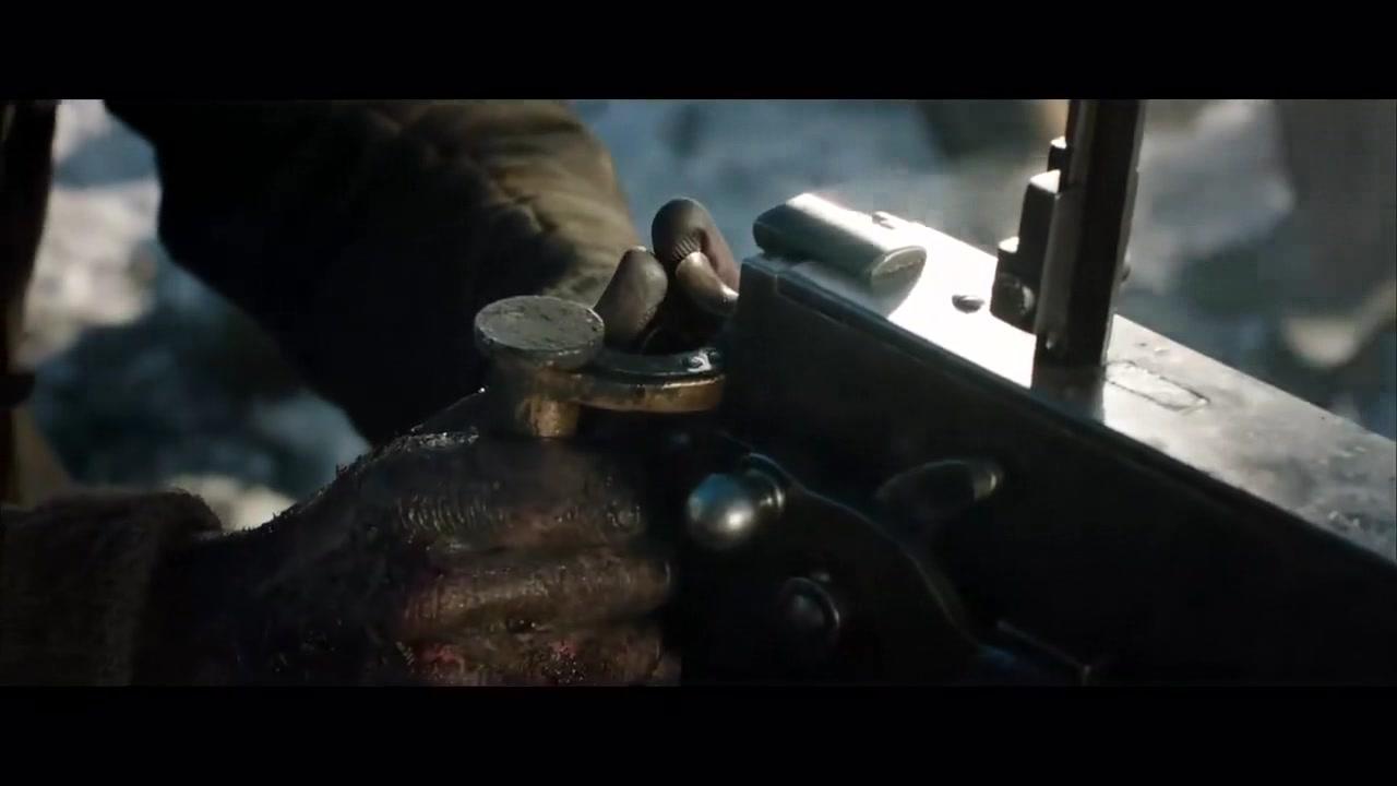 人肉?9??y?-_【潘菲洛夫28勇士】这是机枪么?这简直就是人肉切割机啊