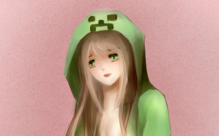 minecraft苦力怕娘h_【sai】【Minecraft】苦力怕娘请用力的炸死我吧_哔哩哔哩 (゜-゜)つ ...