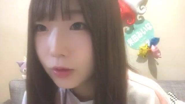 190815 Last Idol 米田みいな(ラストアイドル2期生アンダー) 2019年08月15日21時01分50秒 SHOWROOM配信