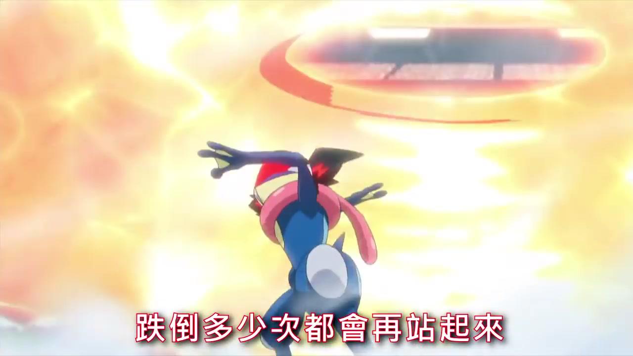 pokemon xyz 中文 版