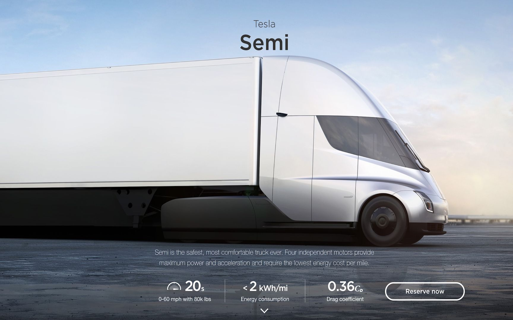 【Tesla】九分钟介绍特斯拉电动卡车Semi和逆天超跑Roadster_汽车_科技_bilibili_哔哩哔哩
