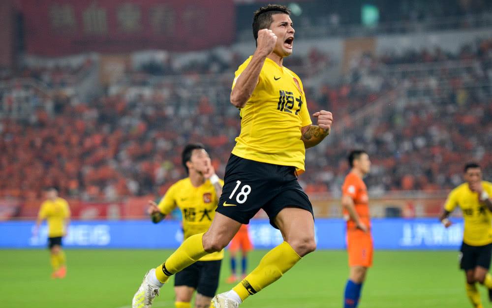 【足球】2019赛季中超第21轮 山东鲁能 vs 广州恒大