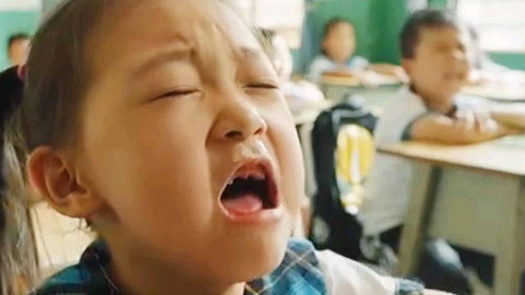 老师讲大蛇课程把小朋友都吓哭了